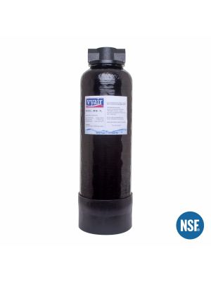 0618 7 Litre High Pressure Reinforced Long Life Resin Vessel Black