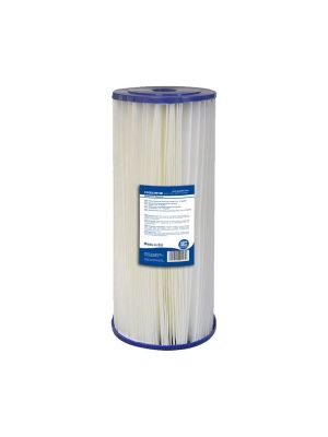 10 Inch Jumbo Multiuse Pleated Polyester Water Sediment Cartridge