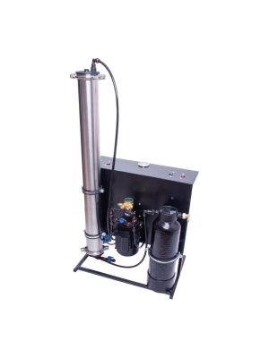 4040 Continuous Operation Commercial Reverse Osmosis System Window Cleaning