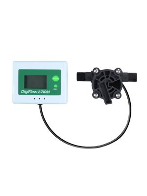 6710M-34 Digital Flow Meter 0.04~1.0L/Min - 1/4