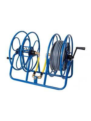 Double Window Cleaning Hose Reel