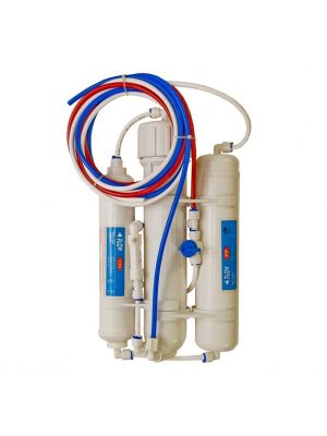 Compact 3-Stage Reverse Osmosis 50 Gallon Per Day Water Filter System