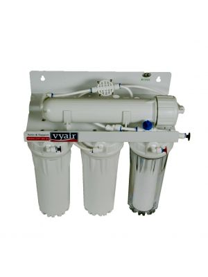 RO-100M Reverse Osmosis Unit with DI Resin